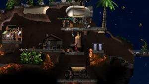 Eine vor kurzem gespielte Runde Juwelenjäger, bei der die neuen Materialtexturen sowie die Baumwollpflanze zu sehen sind.
